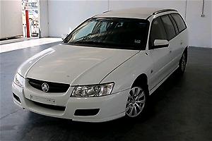 2006 Commodore Wagon Acclaim