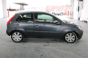 2008 Ford Fiesta Zetec WQ Manual ,5 Speed Hatchback, 106,432 km Moorabbin Kingston Area Preview