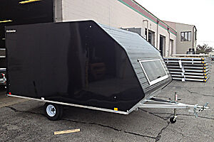 2017 RANCE AVALANCHE ALL ALUMINUM 2 PLACE SLED TRAILER