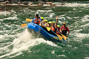 River Rafting Trip for 2