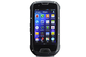BWC Smart & Tough Stealth Extreme rugged phone