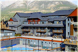 Beautiful Time Share in Canmore for SALE
