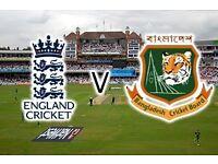 ENGLAND VS BANGLADESH MACTCH CHEAP TICKET (ALCOHOL FREE ZONE )