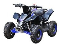 New kids 49cc racing style quad bikes free uk delivery