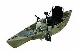 Kings Craft Propelled Fishing Kayak Ashby Wanneroo Area Preview