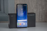 Selling a brand new in box black Samsung Galaxy S8