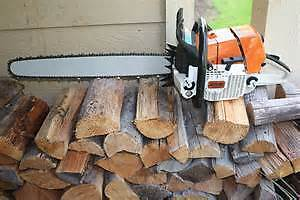 chainsaw repair or tune-up
