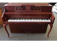 "Upright Piano - Samick 43"" Traditional Console"
