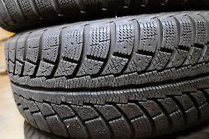 Pneus Usages Gislaved Used Tires 195 65 15!