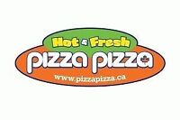 Pizza pizza Cook, Driver and Cashier needed