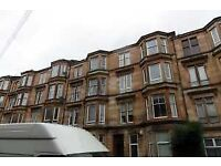 Traditional 1 bedroom 3rd floor tenement flat ideally located in Dennistoun Available 10-04-2018
