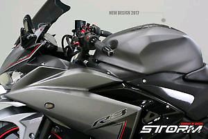 Storm tank cover for Yamaha R3