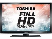 toshiba 37av505db . lcd screen. fully working order. very good condition