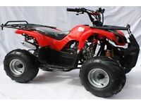 125cc Quad bikes fully automatic offroad free uk delivery