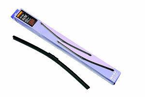 Halfords Flat Wiper Blade Set