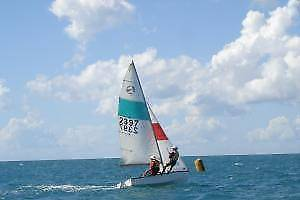 125 Sailing Dinghy