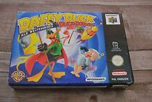 Wanted daffy duck duck dodgers and quack attack n64 Athelstone Campbelltown Area Preview