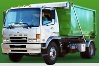 $89.00 Disposal bin Rental for 7 day plus $89.00 per ton Company