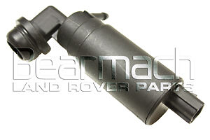 Land Rover Discovery 2 (98-04) Front Windscreen Washer Jet Pump - Bearmach DMC