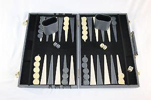 Backgammon set ebay vintage backgammon set publicscrutiny Choice Image