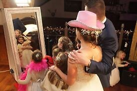 Magic Mirror Selfie Mirror Photo Booth 3 hour hire (Photobooth) cover all of West Midlands
