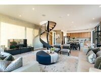 ~Luxury Stunning 3 Bedroom Penthouse Apartment In Nine Elms For £2 240 PW Available Now !