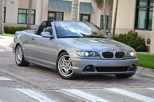 West Palm Beach Florida Car 06 BMW 330Ci Convertible