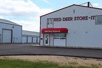 RED DEER STORE-IT INC. - INDOOR SELF-STORAGE