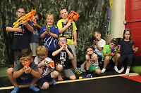NERF Battlezone - Kids Nerf Party or Nerf Wars 5 to 10 yrs