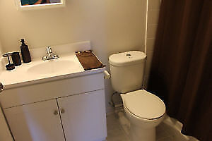 1 Bedroom apartment ALL INCLUSIVE Some furniture& internet modem