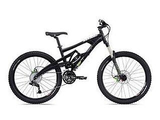 Mountain bike- Marin Wolfridge 140 quad trail