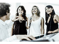 30% Off! Adult Beginners Singing Lessons. Courses Start Soon! £10 Taster Workshop