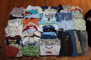 Vêtements 6 mois Garçon (près de 50 morceaux) - DaisyBaby