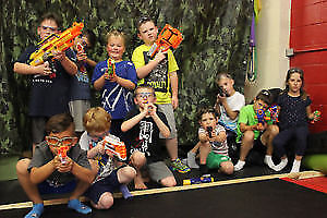 NERF Battlezone - Kids Nerf Party or Nerf Wars 5 to 10 yr