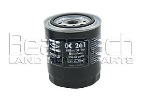 Land Rover Defender 300tdi Oil Filter - Quality OEM MAHLE Branded