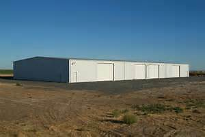 52' x 140' Pre engineered building