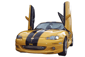 Mazda Miata 98-03 Bolt-on Vertical Lambo Doors