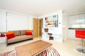 Discovery Walk, Wapping, E1W - A staggering 2nd floor Studio apartment available now - KJ