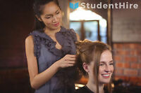 Hair Styling by StudentHire - You set the price !