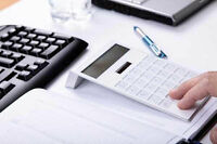INCOME TAX ($15) & BOOKKEEPING ($100) BY PROFESSIONAL ACCOUNTANT