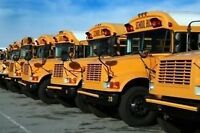 LICENSED SCHOOL BUS BUSINESS FOR SALE