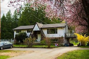 1 bedroom for rent in large shared home in Cedar