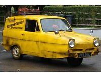 Reliant regal Robin Trotters van