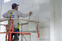Industrial-commercial-residential-Painting-spray painting