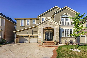 SPECTACULAR ! 5 BDR ,4 WSH DETACHED HOMES FOR SALE IN MILTON