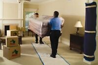 RELIABLE MOVERS SHORT NOTICE OK CALL 416-744-3000