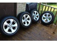 BMW 1-3 Series Alloys & winter tyres