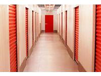 Indoor Secure Self Storage Units