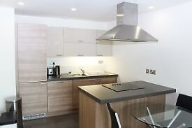 A beautiful one bedroom, one bathroom apartment on the 4th floor in modern development in Deptford.