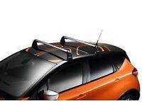 Genuine Renault capture roof bars